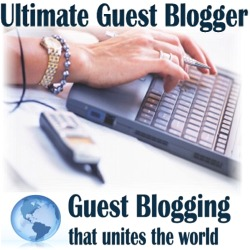 Ultimate Guest Blogger Weekly Roundup