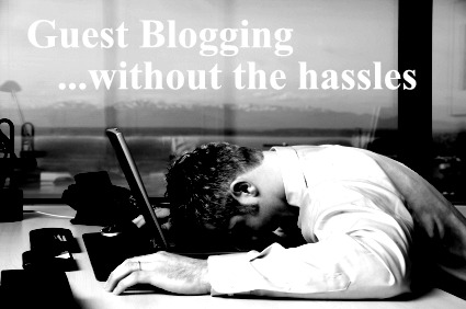 Easy Guest Blogging