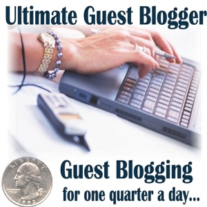 Guest Blog For One Quarter a Day