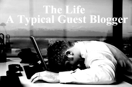 traditional guest blogger